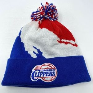 Los Angeles Clippers Mitchell & Ness Beanie